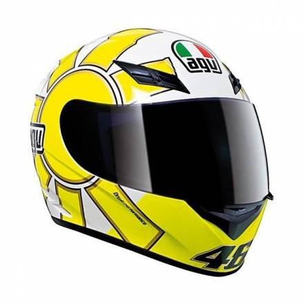 CASCO AGV K-3 TOP GOTHIC 46