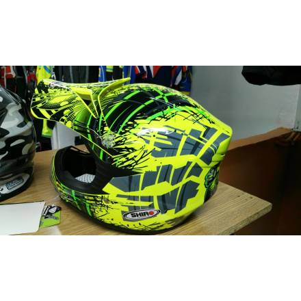 CASCO SHIRO MX-306 KIDS