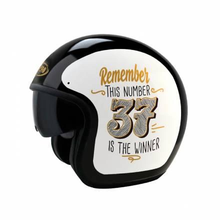 casco shiro sh-235 number 37