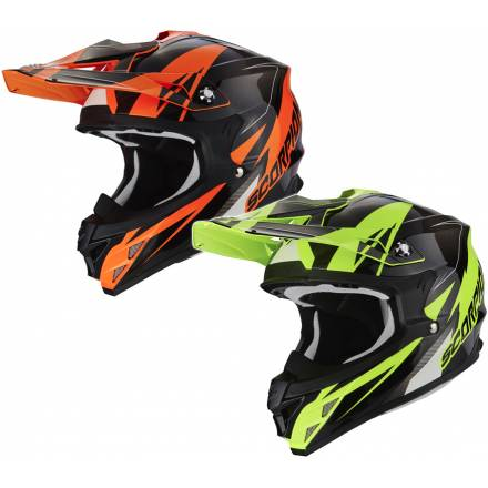 CASCO CROSS SCORPION VX15 EVO AIR KRUSH