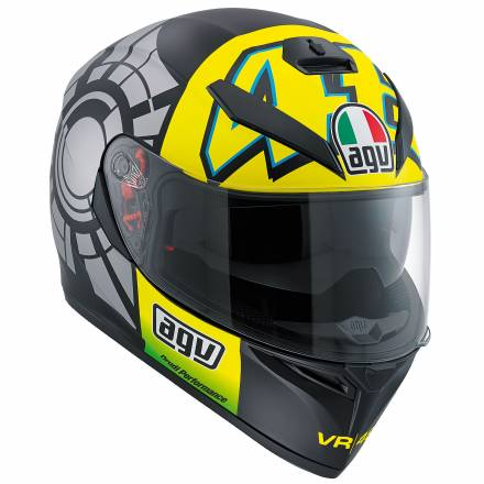 CASCO AGV K-3 SV TOP WINTER TEST