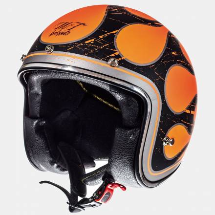 CASCO MT LEMANS 2 FLAMING